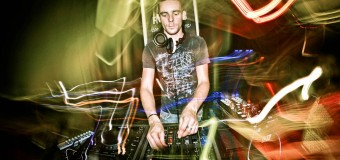 PUMP MY ELECTRO invite LEAF (Grenoble/FR) on Max FM
