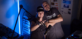 PUMP MY ELECTRO invite GOODKA (Grenoble/FR) & V. SERRE (Grenoble/FR) on Max FM