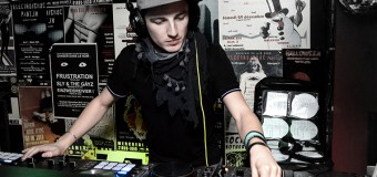 PUMP MY ELECTRO invite MYGUS (Grenoble/FR)